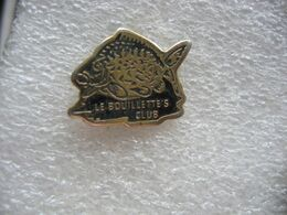 Pin's Du Carp'Lance Bouillettes-Club, Association De Pêche à MONTBARTIER (Dépt 82) - Pallamano