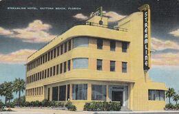 DAYTONA BEACH , Florida, 1930-40s ; Streamline Hotel - Daytona