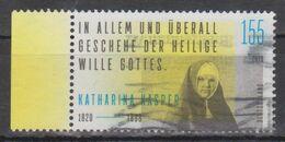 Deutschland 2020. Katharina Kasper, Mi 3548 Gebraucht - [7] Federal Republic