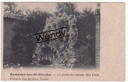 Kemzeke (1904 - La Grotte Du Couvent) - Stekene