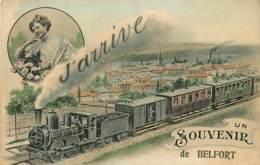 90 , Souvenir De BELFORT , * 354 82 - Belfort - Stadt