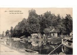 Saint  Dizier    LEPORT DU FORT CARRE - Saint Dizier