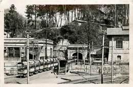 30* LA GRAND COMBE Mines – Galerie Ste Barbe  CPSM(9x14cm)     RL02,0946 - Frankrijk