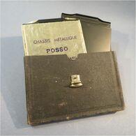* CHASSIS METALLIQUES POSSO APPAREIL PHOTOGRAPHIQUE - Photo Photographie - Materiale & Accessori