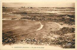 -dpts Div. -AT511- Finistère - Raguenes - Un Coin De La Plage - Edit. Gaby - N°8 - - Altri Comuni