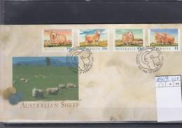 Australien Michel Cat.No. FDC  1146/1149 - Premiers Jours (FDC)