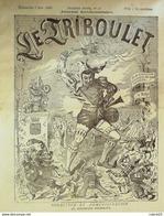 LE TRIBOULET-1888-23-CHASSEZAC-IBI-GRELOT-BLASS-BARABANDY - Zeitschriften - Vor 1900
