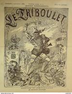 LE TRIBOULET-1888-37-MENTOR-ROLAND-IBI-GRELOT-BARABANDY - Zeitschriften - Vor 1900