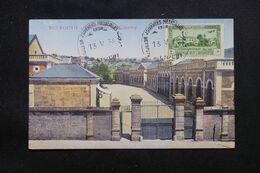 LIBAN - Oblitération Des Journées Médicales De Beyrouth Sur Carte Postale En 1938 - L 69648 - Lettres & Documents