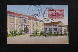 LIBAN - Oblitération Des Journées Médicales De Beyrouth Sur Carte Postale En 1938 - L 69653 - Lettres & Documents