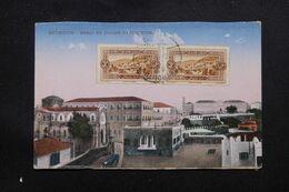 LIBAN - Oblitération De Beyrouth Sur Carte Postale ( Serai Et église Capouchine ) En 1936 - L 69659 - Lettres & Documents