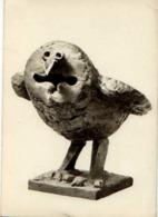 PICASSO La Chouette Bronze, Carte Postale - Sculptures