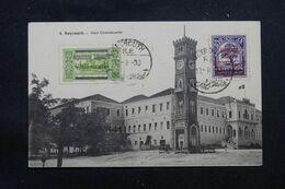 LIBAN - Oblitération De Beyrouth Sur Carte Postale ( Haut Commissariat ) En 1930 - L 69666 - Lettres & Documents