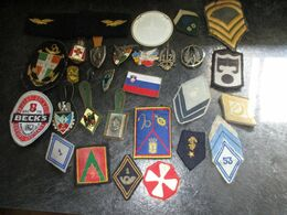 Lot  Militaire - Army