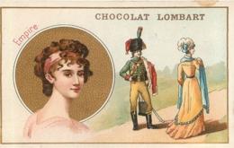 CHROMO CHOCOLAT LOMBART  EMPIRE - Lombart