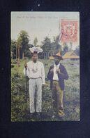 PANAMA - Carte Postale ( Indian Chiefs At San Blas ) Pour Beyrouth En 1913 - L 69676 - Panamá
