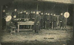 TIR REDUIT  LEOPOLDSBURG BOURG LEOPOLD Camp De BEVERLOO KAMP WWICOLLECTION - Leopoldsburg (Beverloo Camp)