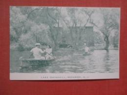 Lake Grinnell Monroe New Jersey    Smaller Size    3 14 X 5   New Jersey     Ref 4328 - Stati Uniti