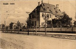 CPA AK Krefeld Casino GERMANY (920679) - Krefeld
