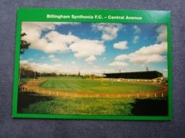 Billingham Stade Central Avenue Réf 35325 Colin Peel - Non Classificati