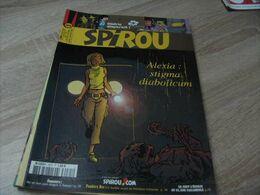 Mes Ref SP AA : Journal Spirou Année 2004 Numéro 3475 + Supplement Poster Gaston - Spirou Magazine