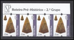 Portugal 2020 Roteiro Pré Histórico 2º Grupo Alabarda Prehistoric Route Parcours Préhistorique Calcolithic Préhistorique - Arqueología