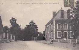 AUBIGNY SUR NERE - CHER- (16) - CPA 1919. - Aubigny Sur Nere