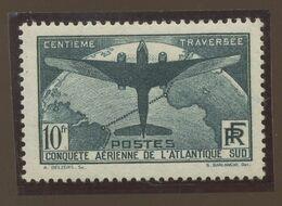 321 *  Transatlantique    Cote 375,- Euros - Unused Stamps