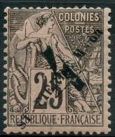 Saint Pierre Et Miquelon (1892) N 47 * (charniere) - Neufs