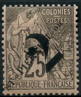 Saint Pierre Et Miquelon (1892) N 46 * (charniere) - Neufs