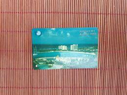 Phonecard Jamaica CONTROL NUMBER 17 JAMA Used Rare - Giamaica