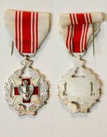 Médaille Belge -504- Médaille De Donneur De Sang_red Cross - Firma's
