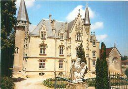 Cpsm  -  Blaye - Château La Grande De Luppé    AK26 - France