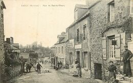SACEY Rue Du Bas Du Bourg - Altri Comuni