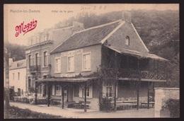 MARCHE LES DAMES  HOTEL DE LA GARE - Dinant