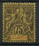 Gabon (1904) N 29 (o) - Oblitérés