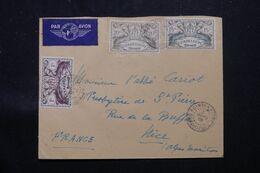 GUADELOUPE - Enveloppe De Pointe à Pitre Pour La France  - L 69719 - Lettres & Documents