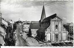 BOULOGNE SUR MER Eglise Saint Nicolas.La Grande Rue - Boulogne Sur Mer