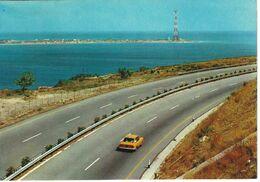 Reggio Calabria - Veduta Dello Stretto Dall'Autostrada - H3939 - Reggio Calabria