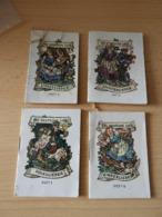 "4 Heftchen WHW""Das Deutsche Lied"" 1942/1943 - Libros, Revistas & Catálogos"