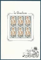 Bloc La Gravure (2020) Neuf** - France