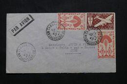 MADAGASCAR - Enveloppe Commerciale De Tananarive Pour La France En 1945 - L 69724 - Covers & Documents