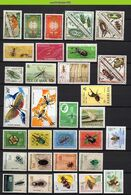 Ncz189 FAUNA * SMALL ASSORTMENT * INSECTEN BIJEN TOR KEVER MIER INSECTS BUG BEETLE BEES MUSKETOO ONG/MH - Sonstige