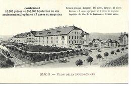 Carte Postale - CPA COTE D'OR - DIJON - Clos De La Boudronnée. - Dijon