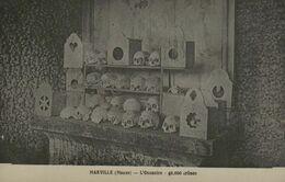 55 - MARVILLE - L'Ossuaire - 40.000 Crânes - Andere Gemeenten
