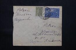 U.R.S.S. - Enveloppe Pour La Pologne En 1931 - L 69739 - Briefe U. Dokumente