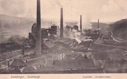 Düdelingen - Dudelange - Hochofen - Hauts Fourneaux - Edit. Nels, Metz Série 23 N° 6 - Dudelange