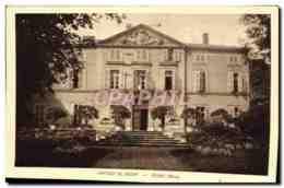 CPA Chateau De Grigny - Grigny