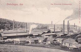 Düdelingen - Das Walzwerk (Totalansicht) - Edit. J.M. Bellwald Echternach N° 494 - Dudelange