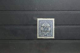 Polen 40 ** Postfrisch #UB545 - Poland